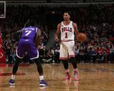 Sacramento Kings v Chicago Bulls Photo by Gary Dineen
