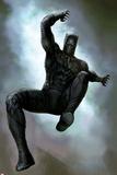 Captain America: Civil War - Black Panther Plastic Sign