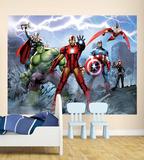 Marvel Avengers Wall Mural - Duvar Resimleri