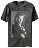 X-Files- Agent Scully Fbi T-Shirt