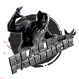 Captain America: Civil War - Black Panther - Tablo