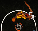 Cleveland Cavaliers v Brooklyn Nets Photo av Al Bello