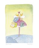 Felicity Wishes XVII Giclee Print by Emma Thomson