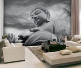 Buddha Mural Wallpaper Mural