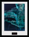 Metal Gear Solid V- X-Ray Stampa del collezionista