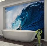 Surf Wave Wall Mural Vægplakat i tapetform