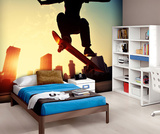 Skater Wall mural Wallpaper Mural