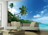 Beach Mural Wallpaper Mural