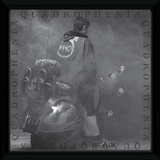 The Who - Quadrophenia Framed Album Art Collector-tryk