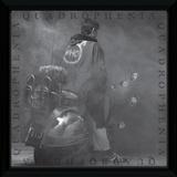 The Who - Quadrophenia Framed Album Art Gerahmte Memorabilien