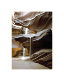 Antelope Canyon Plakater af Barry Hart