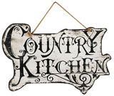 Country Kitchen Sign Wood Sign