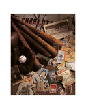 Baseball II Prints by Michael Harrison