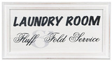 Fluff And Fold Laundry Sign Wood Sign
