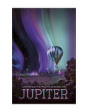 Jupiter Print by  Vintage Reproduction