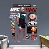 UFC Cathal Pendred 2015 RealBig Wall Decal