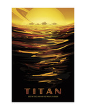 Titan Art by  Vintage Reproduction