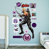 Marvel Avengers Assemble Hawkeye RealBig Wall Decal