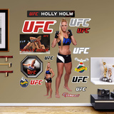 UFC Holly Holm 2015 RealBig Wall Decal