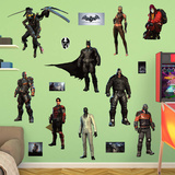 DC Batman Arkham Origins RealBig Collection Wall Decal
