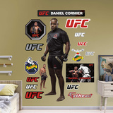 UFC Daniel Cormier 2015 RealBig Wall Decal