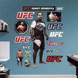UFC Johny Henricks 2015 RealBig Wall Decal