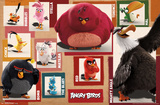 Angry Birds- Character Chart Posters