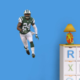 NFL Darrelle Revis 2015 Fathead Jr. Wall Decal