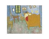 The Bedroom, 1889 Plakater af Vincent van Gogh