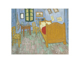 The Bedroom, 1889 Prints by Vincent van Gogh
