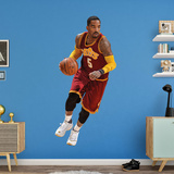 NBA J.R. Smith 2015-2016 Throwback RealBig Wall Decal