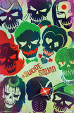 Suicide Squad- Sugar Skulls Prints