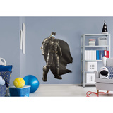 DC Batman v Superman Armor Batman RealBig Wall Decal