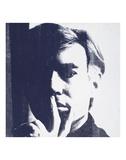 Andy Warhol - Self-Portrait, 1967 Plakát