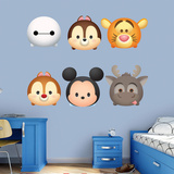 Disney Tsum Tsum RealBig Collection 2 Wall Decal