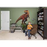 Jurassic World Hybrid Tyrannosaurus Rex RealBig Kalkomania ścienna