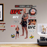 UFC Robbie Lawler 2015 RealBig Wall Decal
