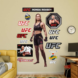 UFC Ronda Rousey 2015 RealBig Wall Decal