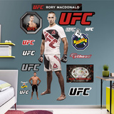 UFC Rory MacDonald 2015 RealBig Wall Decal