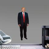 Donald Trump 2016 RealBig Kalkomania ścienna