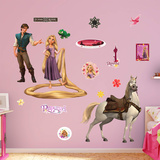 Disney Tangled RealBig Collection Wall Decal