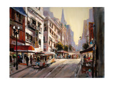 Powell Mason Line Prints by Brent Heighton