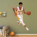 NBA D'Angelo Russell 2015-2016 RealBig Wall Decal
