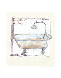 Tub-o-Fun Prints by Jane Claire