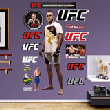 UFC Alexander Gustafsson 2015 RealBig Wall Decal