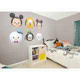 Disney Tsum Tsum Mickey and Friends RealBig Collection - Duvar Çıkartması