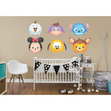 Disney Tsum Tsum RealBig Collection 3 Wall Decal