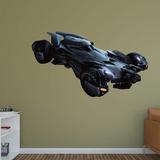 DC Batman v Superman Batmobile RealBig Muursticker