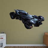 DC Batman v Superman Batmobile RealBig Wall Decal