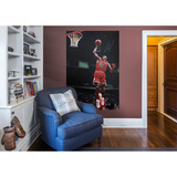 Michael Jordan Hang Time Mural Wall Mural